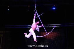 Ancla aérea acrobática