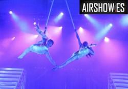Acrobatas aéreos Airshow.es