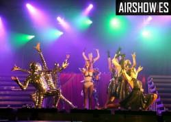 Espectáculos dance Airshow.es
