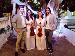 Violinistas originales