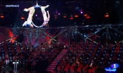 Estructura aérea en los mejores eventos y programas de televisión
